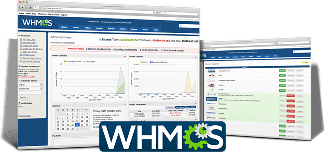 Free WHMCS Installation Included